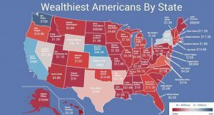 This Interactive Map Shows The Wealthiest People In America