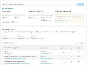 Open Site Explorer Link Research Backlink Checker Moz(1)