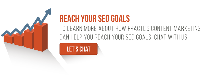 reach SEO goals