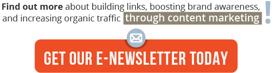Sign up for e-newsletter