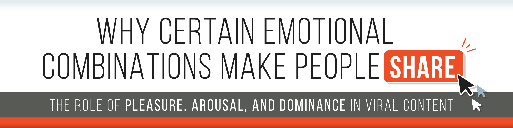 , Why Certain Emotional Combinations Make People Share