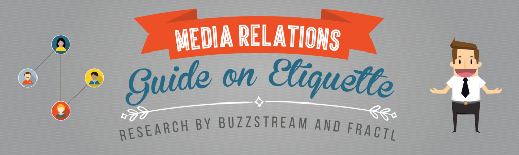 , Media Relations Etiquette Guide