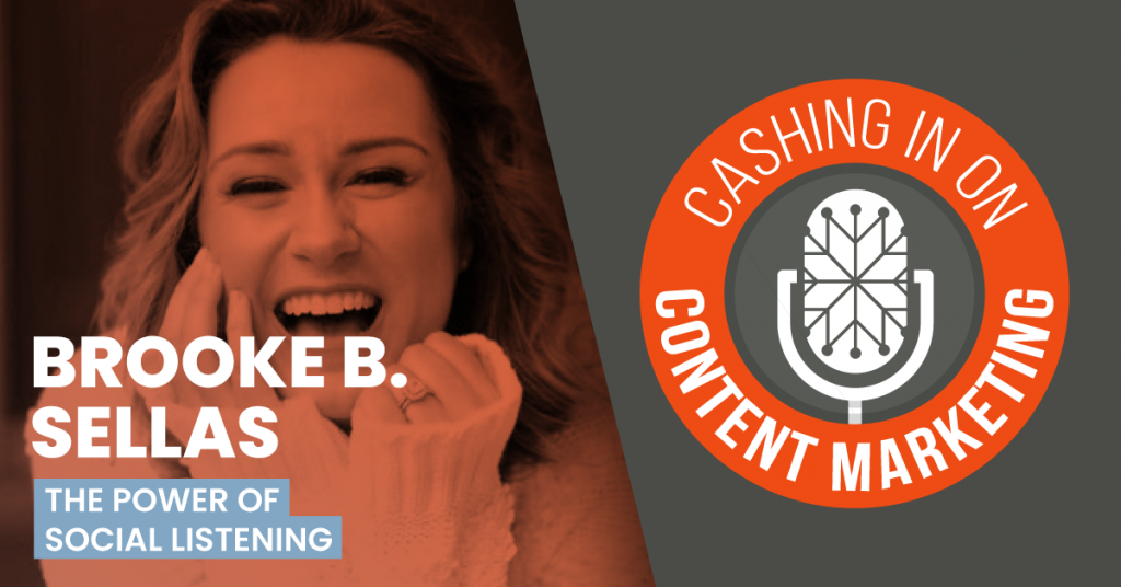 Brooke B. Sellas - Cashing In On Content Marketing